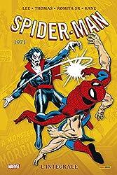 Amazing Spider-Man - L'intégrale 1971 (T09) de Stan Lee