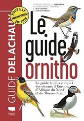 Guide ornitho de Lars Svensson