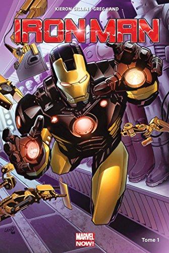 Iron-man marvel now