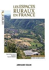 Les espaces ruraux en France - Capes/Agrégation Géographie - Capes/Agrégation Histoire-Géographie d'Yves Jean