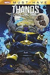 Thanos - L'Ascension de Jason Aaron