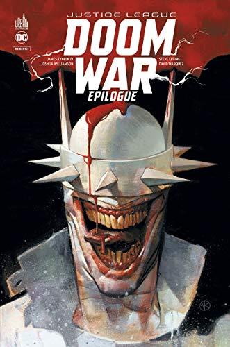 Justice League Doom War