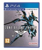 Konami - Zone of the Enders - The 2nd Runner - MARS