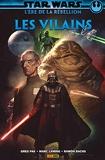 Star Wars - L' ère de la Rébellion - Les vilains - Format Kindle - 10,99 €