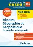 Histoire, Géographie et Géopolitique du monde contemporain - Option 1re année