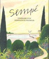 Sempé - Itinéraire d'un dessinateur d'humour de Marc Lecarpentier