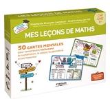 Mes leçons de maths - 50 cartes mentales pour comprendre facilement la numération, le calcul, la géométrie et les mesures ! CM1-CM2-6e