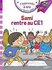 Sami et Julie CE1 Sami rentre au CE1 d'Emmanuelle Massonaud