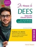 Je réussis le DEES. Diplôme d'État d'éducateur spécialisé - Socle commun + option. Conforme à la réforme (Préparation au DE) - Format Kindle - 21,99 €