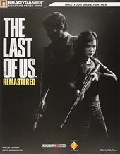 The Last of Us Remastered Signature Series Strategy Guide de BradyGames