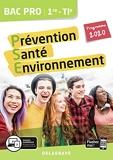 Prévention Santé Environnement (PSE) 1re, Tle Bac Pro (2020) Pochette élève (2020)