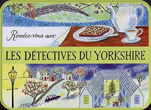 Coffret Les Détectives du Yorkshire : tomes 1 & 2