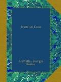 Traité De L'ame - Ulan Press - 31/08/2012