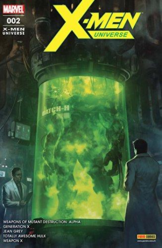 X-Men Universe n°2