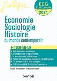 Ecg 1 Et 2 - Economie, Sociologie, Histoire du monde contemporain - Tout-en-un (2021-2022)