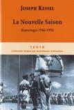 La Nouvelle Saison - Reportages 1948-1954 - Tallandier - 06/05/2010