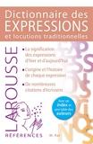 Dictionnaire des expressions et locutions traditionnelles