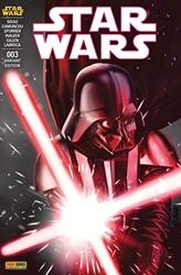 Star Wars n°3 (couverture 2/2) de Kieron Gillen