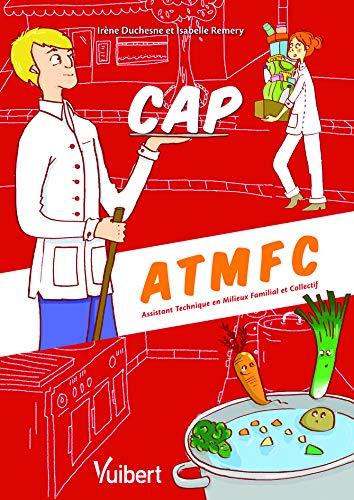 CAP ATMFC (Agent Technique en milieux familial et collectif)