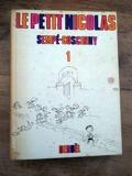 LE PETIT NICOLAS 1 Sempe - Goscinny ed Denoel 1969 - Denoel