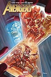 Avengers Tome 1 - Guerre totale de WAID-M+DEL MUNDO-M