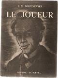 Le Joueur - Editions Gallimard - 20/06/1934