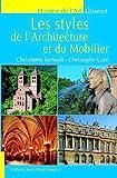 Les styles de l'architecture et du mobilier - Editions Gisserot - 20/08/2020