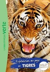 Wild Immersion 02 - Expédition au pays des tigres de Pascal Ruter
