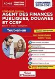 Concours commun Agent des finances publiques, douanes et CCRF - Catégorie C - Tout-en-un - Externe et interne - 2020-2021 (2020)