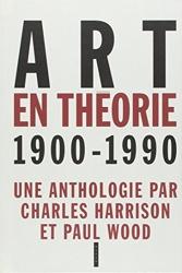 Art en théorie de Paul Wood