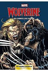 Marvel - Les Grandes Batailles 06 - Wolverine Vs Dents de Sabre de Panini