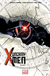 UNCANNY X-MEN T04 de Brian Michael Bendis