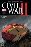 Civil War II n°6 (couverture 1/2)