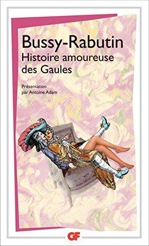 Histoire amoureuse des Gaules - Format Kindle - 5,49 €