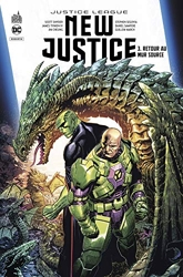 New Justice - Tome 3 de Jim Cheung