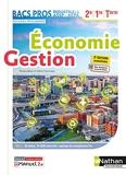 Economie et Gestion - 2ème/1ère/Term Bacs Pros Industriels/ASSP - Livre + licence élève - 2021 - 2de/1re/Tle Bacs Pro Industriels - ASSP - AEPA