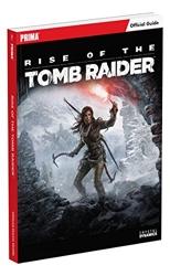 Rise of the Tomb Raider Standard Edition Guide de Prima Games