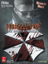 Resident Evil - Umbrella Chronicles: Prima Official Game Guide de Damien Waples