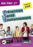 Prévention Santé Environnement (PSE) 2de Bac Pro (2019) Pochette élève (2019)