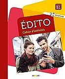 Edito niv.B1 (éd. 2018) Cahier + CD