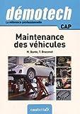 Demotech maintenance des véhicules CAP (2015) by M. Bonte (2015-07-08) - CASTEILLA - 08/07/2015