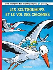 Les Schtroumpfs Lombard - Tome 38 - Les Schtroumpfs et le vol des cigognes de Culliford Thierry
