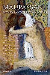 Romans, contes et nouvelles - Tome 1 (01) de Guy de MAUPASSANT