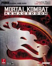 Mortal Kombat - Armageddon: Prima Official Game Guide de Bryan Dawson