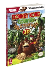 Donkey Kong Country Returns 3D - Prima Official Game Guide de Michael Knight