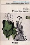 L'Ecole Des Femmes - Bordas