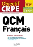 Qcm Crpe - Français 2019