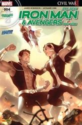 All-New Iron Man & Avengers HS n°4 de Leonard Kirk