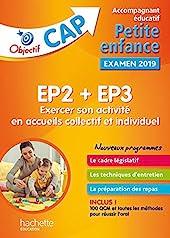 Fiches CAP Accompagnant Educatif Petite Enfance - Tome 2 Exercer son activité en accueil collectif e d'Annie Martinez