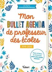 Mon Bullet Agenda de professeur des écoles 2019/2020 de Marina (Maisquefaitlamaîtresse